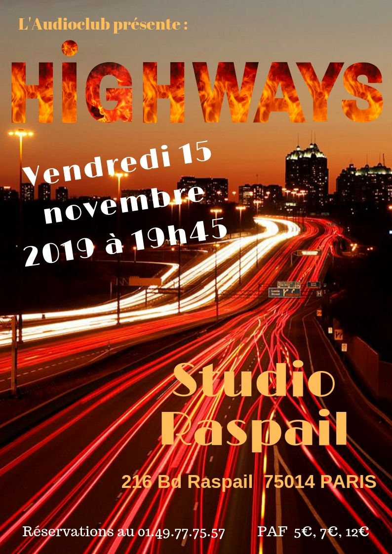 20191115 audioclub highways